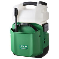 日立工機 コードレス高圧洗浄機 AW14DBL(LJC) (直送品)