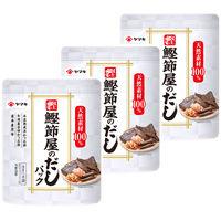 ヤマキ 鰹節屋のだしパック 8パック 1セット(3袋)