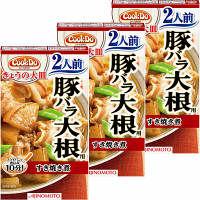 味の素 CookDo(クックドゥ) きょうの大皿 豚バラ大根用 2人前 1セット(3個)