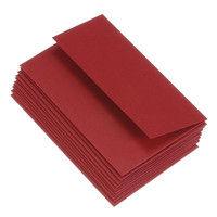 エトランジェ・ディ・コスタリカ カード封筒[DEEP COLOR]レッド ENYBC-D-02 1セット(10枚入り×15冊) (直送品)