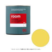 カラーワークス 室内壁用ペイント DCペイント ルーム クォート 0815 0.9L (直送品)