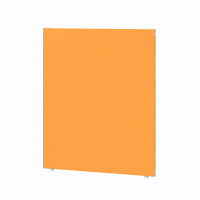 トーカイスクリーン MSパネル 高さ1200×幅1000mm オレンジ MS-1210OR 1枚(取寄品)