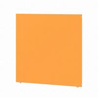 トーカイスクリーン MSパネル 高さ1200×幅1200mm オレンジ MS-1212OR 1枚 (取寄品)