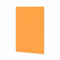 トーカイスクリーン MSパネル 高さ1830×幅1200mm オレンジ MS-1812OR 1枚 (取寄品)