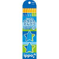 トンボ トンボ鉛筆 かきかたえんぴつ KB-KPM02-4B 12本