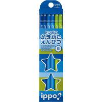 トンボ トンボ鉛筆 かきかたえんぴつ KB-KPM02-B 12本