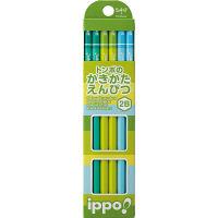 トンボ トンボ鉛筆 かきかたえんぴつ KB-KPN02-2B 12本