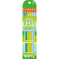 トンボ トンボ鉛筆 かきかたえんぴつ KB-KPN02-6B 12本