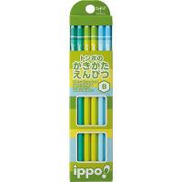 トンボ トンボ鉛筆 かきかたえんぴつ KB-KPN02-B 12本
