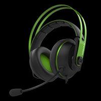 ASUS CERBERUSシリーズ ゲーミングヘッドセット(グリーン) CERBERUS/V2/GREEN 1台  (直送品)