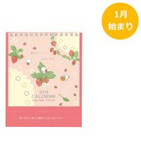 学研ステイフル T/T卓上カレンダー(いちご) AM08094 (直送品)