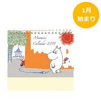 学研ステイフル M/M卓上カレンダー(moomin) DM10060 (直送品)