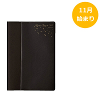虹色やること手帳 A5 ショコラ SH941B クツワ (直送品)