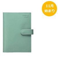 家族+家計簿付き手帳 B6 フレンチアクア SH947C クツワ (直送品)