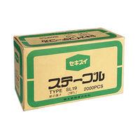 ステープル SL-19 1セット(20000本入) 積水樹脂 (直送品)