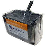ハンディ・クラウン HC NEWホワイトローラーバケットキットスモール 6インチ 1690220150 1セット(12個入) (直送品)