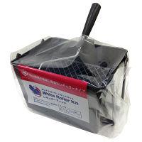 ハンディ・クラウン HC NEWホワイトローラーバケットキットレギュラー 7インチ 1690220175 1セット(12個入) (直送品)