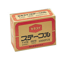 ステープル SB-16 1セット(20000本入) 積水樹脂 (直送品)