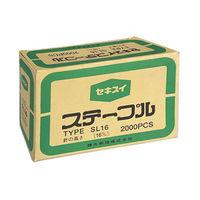 ステープル SL-16 1セット(20000本入) 積水樹脂 (直送品)