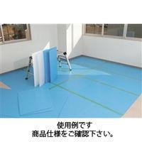 酒井化学工業 ラミダン養生シート 10枚入 MDL25030YB 1包装(10枚)(直送品)