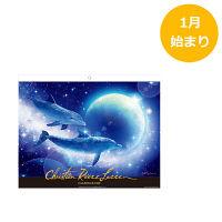 壁掛けカレンダークリスチャンリースラッセン 1000093408 アートプリントジャパン (直送品)
