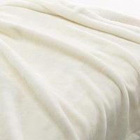 無印良品 消臭吸湿極厚手アクリル混毛布・D/アイボリー 38721598 良品計画 (取寄品)