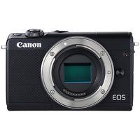 キヤノン ミラーレスカメラ EOS M100・ボディー (ブラック) 2209C004 1台  (直送品)