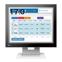 EIZO タッチパネル液晶モニター DuraVision FDS1782TーTGY FDS1782T-TGY 1台  (直送品)