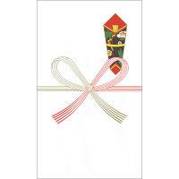 特上のし袋(熨斗袋) 万型 祝 無字 奉書紙 5-2701 1セット(200枚:10枚×20冊)
