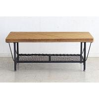 東馬 COLT(コルト) センターテーブル ライトブラウン 幅900×奥行600×高さ350mm 1台 (直送品)