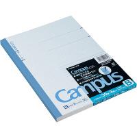 コクヨ キャンパスノート セミB5 30枚 B罫(6mm) 35行 ノ-3BNX3 1セット(90冊:3冊入×30パック)(直送品)