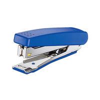 コクヨ(KOKUYO) ステープラー 使用針10号 100PCS とじ枚数2〜20枚 青 SL-M11NB 1セット(10個)(直送品)