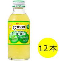 C1000 ビタミンレモン クエン酸&ローヤルゼリー 2セット(140mL×12本) ハウスウェルネスフーズ