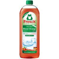フロッシュ 食器用洗剤 ブラッドオレンジ つめかえ 750ml
