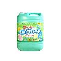 スーパー酸素系ブリーチ(衣料用漂白剤) 濃縮タイプ 5kg 1個 ロケット石鹸
