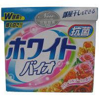 ホワイトバイオ0.8kg 4904112828483 1箱(10個入) 日本合成洗剤