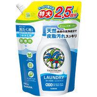 ヤシノミ洗たく洗剤コンパクト詰め替え