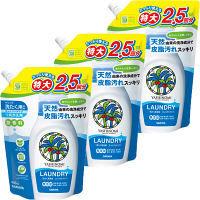 ヤシノミ洗たく洗剤コンパクト詰め替え×3