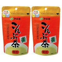 伊藤園 こんぶ茶 袋 1セット(70g×2袋)