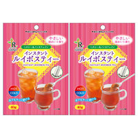 宇治の露製茶 インスタントルイボスティー 1セット(40g×2袋)