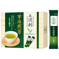 【水出し可】辻利 インスタントスティック 宇治煎茶 1箱(40本入)