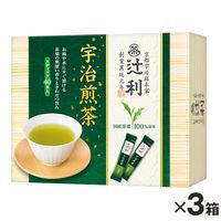【水出し可】辻利 インスタント宇治煎茶 1セット(120本)