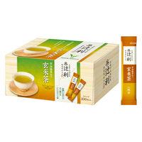 辻利 インスタント 玄米茶 1箱(100本入)