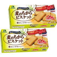 森永製菓 麦のちからビスケット 1セット(2袋入)
