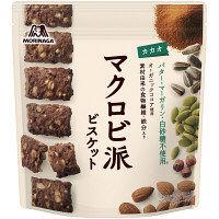 森永製菓 マクロビ派ビスケット<カカオ>1セット(2袋入)
