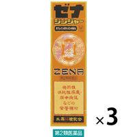 【第2類医薬品】ゼナ ジンジャー 50ml×3本 大正製薬