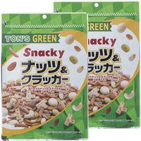 東洋ナッツ TON'S スナッキ- グリーンミックスナッツ 1セット(2袋入)