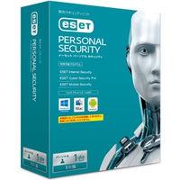 キヤノンITソリューションズ ESET パーソナル セキュリティ 1年版 CITS-ES10-001 1本  (直送品)