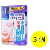 コーセー クリアターン ホワイト マスク トラネキサム酸 5枚