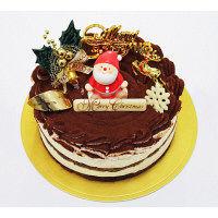 【クリスマスケーキ2017】スローベリィ ティラミスサンタ 【予約販売】 (直送品)【LOHACO販売品】